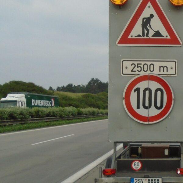 PAME-AUTO dopravné značení dálnice